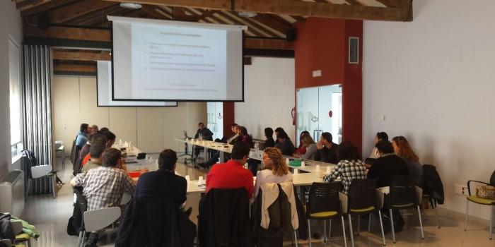 Bona assistència al seminari formatiu per a l'elaboració dels inventaris municipals de camins