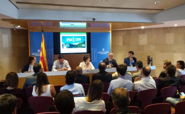 Presentats a Barcelona els Festivals de Senderisme dels Pirineus