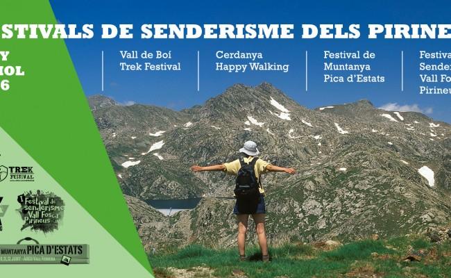 Els festivals de senderisme arriben als Pirineus