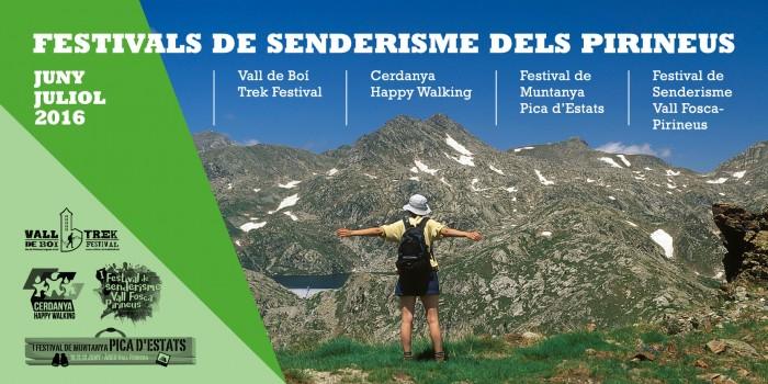 Festivals de senderisme dels Pirineus (2016)