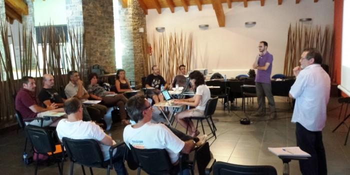 Realitzat el 2n seminari tècnic de debat sobre el grau de dificultat dels itineraris senderistes