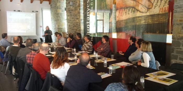 La Taula de Senderisme de l'Alt Pirineu i Aran aprova el Pla d'accions 2016