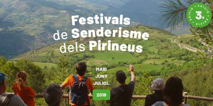 La 3a edició dels Festivals de Senderisme dels Pirineus s'amplia a vuit certàmens