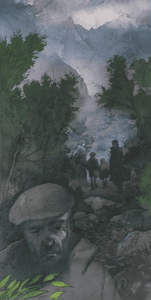 Els passadors i el camí fronterer de Llívia