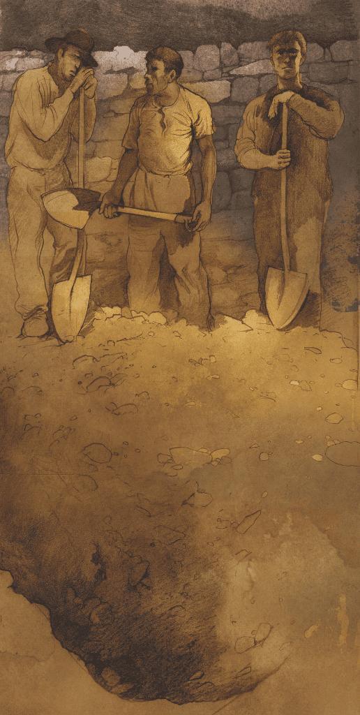 Els amants de Bausen i el camí del bosc de Carlac