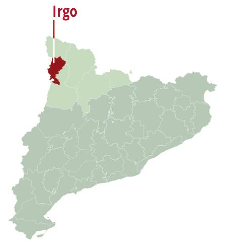 Situació Alta Ribagorça