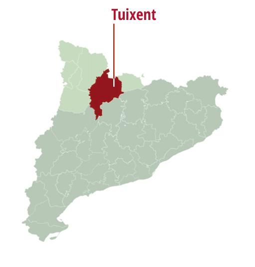 Situació Alt Urgell